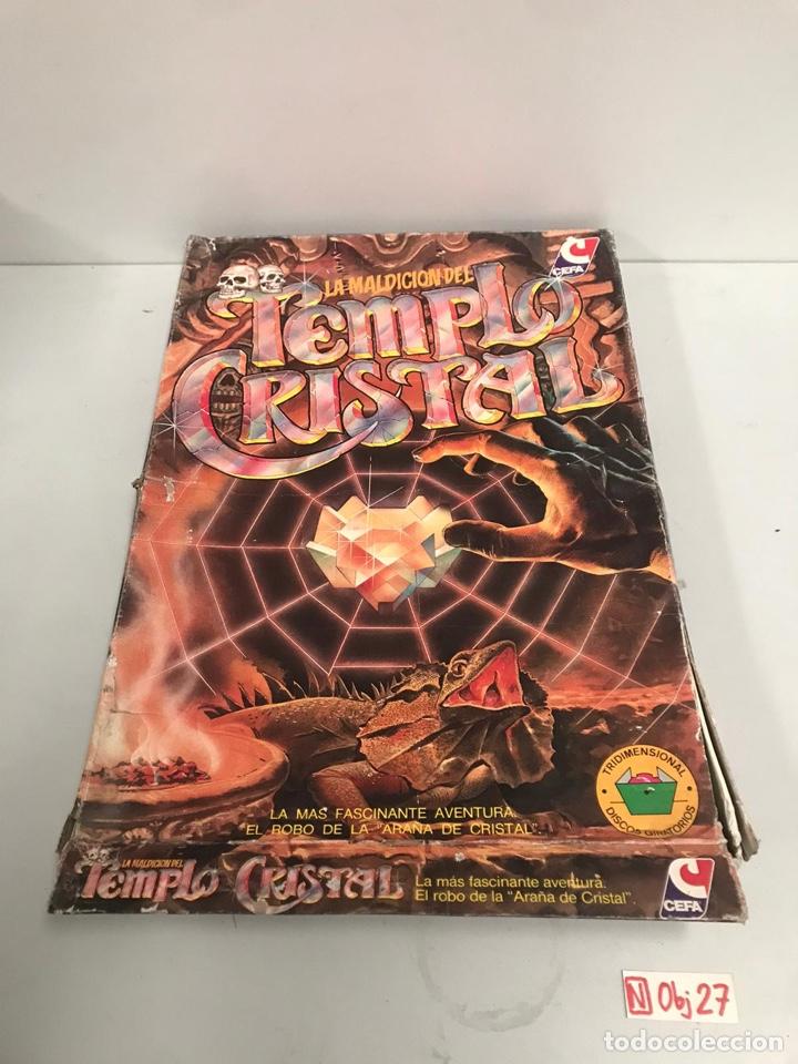 TEMPLO CRISTAL (Juguetes - Juegos - Juegos de Mesa)