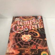 Juegos de mesa: TEMPLO CRISTAL. Lote 194901338