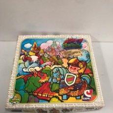 Juegos de mesa: LAS AVENTURAS DE BARRIGUITAS. Lote 194901548