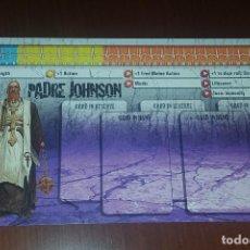 Juegos de mesa: ZOMBICIDE PADRE JOHSON . Lote 194904325