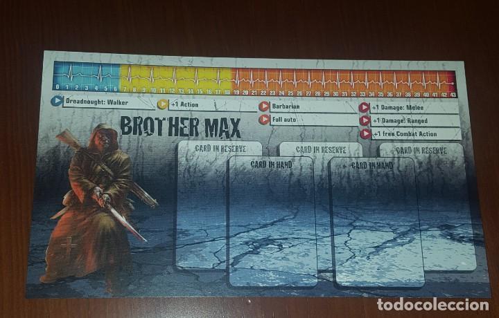 ZOMBICIDE BROTHER MAX (Juguetes - Juegos - Juegos de Mesa)