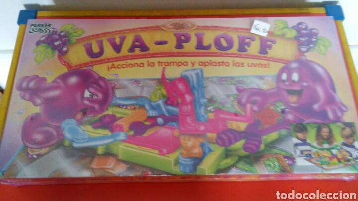 UVA-PLOFF JUEGO DE PLASTILINA CON TABLERO.TONKA-MB-PARKER 1992.SIN ABRIR. (Juguetes - Juegos - Juegos de Mesa)