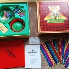 Juegos de mesa: MANDARÍN MATTEL COMPLETO HOROSCOPO CHINO Y LA SUERTE. Lote 194913610
