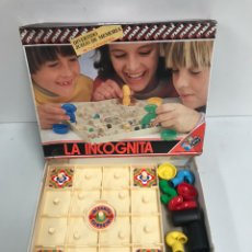 Juegos de mesa: LA INCONGNITA - RATITOS FEBER. Lote 194923515