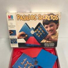 Juegos de mesa: PASILLOS SECRETOS. Lote 194927716