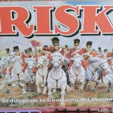 Juegos de mesa: RISK PARKER JUEGO DE CONQUISTA DEL MUNDO. Lote 194950625