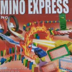 Juegos de mesa: DOMINGO EXPRESS RACING GOLIATH. Lote 194952217