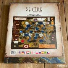 Juegos de mesa: JUEGO DE MESA - SCYTHE - TABLERO MODULAR - STONEMAIER GAMES - PRECINTADO - BOARDGAME. Lote 194986306