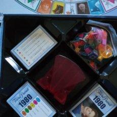 Juegos de mesa: TRIVIAL PURSUIT 1980. Lote 194986793