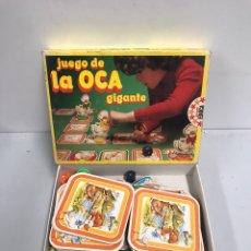 Juegos de mesa: JUEGO DE LA OCA GIGANTE. Lote 195006248