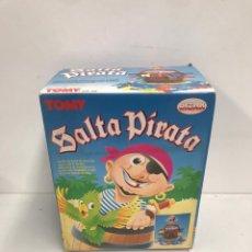 Juegos de mesa: SALTA PIRATA. Lote 195006516