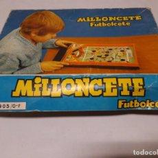 Juegos de mesa: MILLONCETE FUTBOLCENTE. Lote 195013927