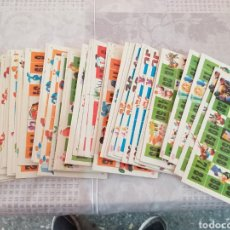 Juegos de mesa: LOTE DE 48 CARTONES DE BINGO JAYA. Lote 195015676