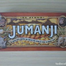 Juegos de mesa: JUMANJI EL JUEGO MB JUEGOS 1995 EN ESPAÑOL. Lote 195022706