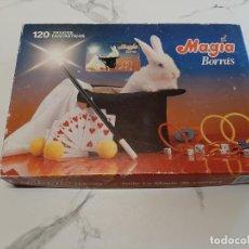 Juegos de mesa: MAGIA BORRAS REF 8512. Lote 195024746