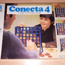 Juegos de mesa: CONECTA-4 DE 1982. Lote 195043891
