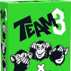Juegos de mesa: TEAM 3. CAJA VERDE - JUEGO DE MESA - NUEVO. Lote 195083110