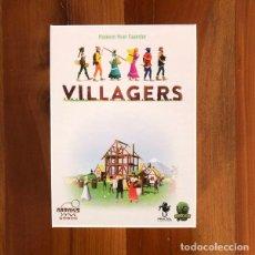 Juegos de mesa: VILLAGERS - JUEGO DE MESA - NUEVO. Lote 195083143