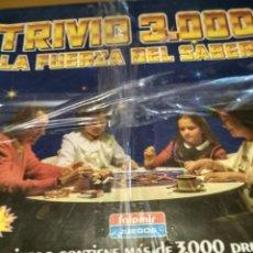 Juegos de mesa: TRIVIO 3000. Lote 195086981
