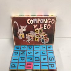 Juegos de mesa: COMPONGO Y LEO. Lote 195117005