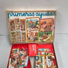 Juegos de mesa: PRIMERAS AYUDAS. Lote 195118830