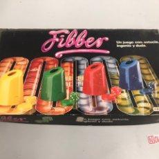 Juegos de mesa: FIBBER. Lote 195121713