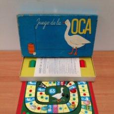 Juegos de mesa: JUEGO DE LA OCA. Lote 195122478