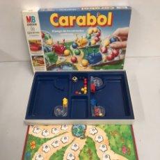 Juegos de mesa: CARABOL JUEGOS MB. Lote 195122877