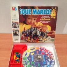 Juegos de mesa: QUE MAREO. Lote 195125883