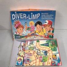 Juegos de mesa: DIVER - LIMP. Lote 195128033