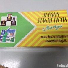Juegos de mesa: JUEGOS MAGNETICOS MARIGO DOMINO NUEVO. Lote 195133676