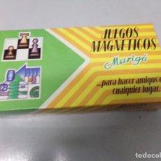 Juegos de mesa: JUEGOS MAGNETICOS MARIGO AJEDREZ NUEVO. Lote 195134990