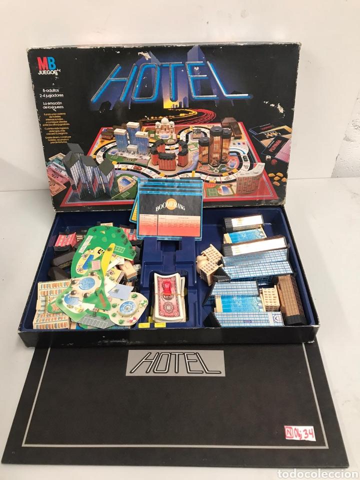 JUEGO HOTEL (Juguetes - Juegos - Juegos de Mesa)