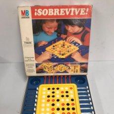 Juegos de mesa: SOBREVIVE. Lote 195149873
