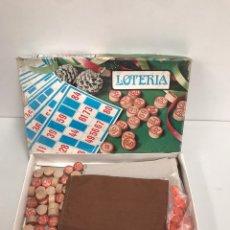 Juegos de mesa: LOTERIA. Lote 195149898