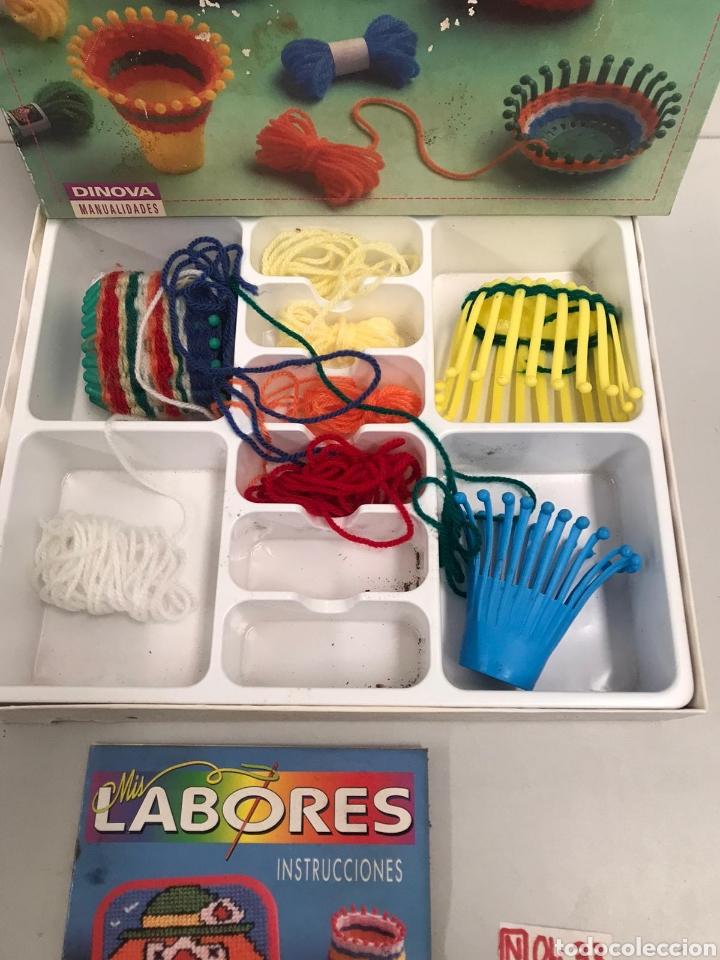 Juegos de mesa: Mis labores - Foto 2 - 195149952