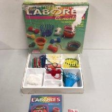 Juegos de mesa: MIS LABORES. Lote 195149952
