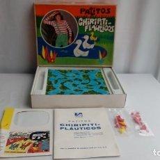 Juegos de mesa: JUEGOS PATITOS CHIRIPITIFLAUTICOS.. Lote 195177328