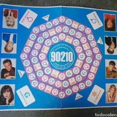 Juegos de mesa: TABLERO JUEGO DE MESA SENSACIÓN DE VIVIR 90210. Lote 195179002