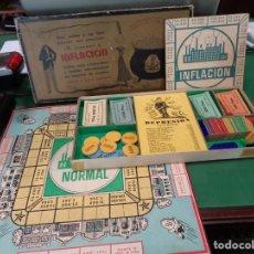 Juegos de mesa: JUEGO DE LA INFLACCION. Lote 195179636