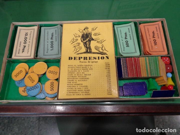 Juegos de mesa: JUEGO DE LA INFLACCION - Foto 2 - 195179636