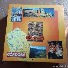 Juegos de mesa: CONOCE CORDOBA. Lote 195187321
