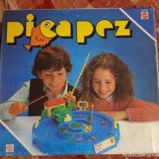 Juegos de mesa: JUEGO NUEVO DE MESA PICA PEZ AÑO 1985. Lote 195188412