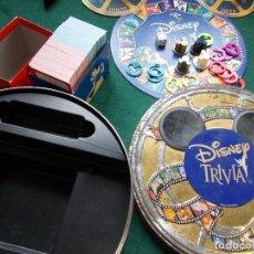Juegos de mesa: TRIVIA DISNEY ANTIGUO. Lote 195224598