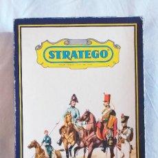 Juegos de mesa: STRATEGO DE JUMBO DISET AÑO 1978 REF. 495 BUEN ESTADO. Lote 195251675