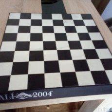 Juegos de mesa: TABLERO DE AJEDREZ DALI 2004 -CINCO DIAS- ENDESA. Lote 195252568