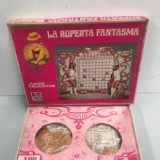Juegos de mesa: LA RUPERTA FANTASMA. Lote 195302326