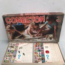 Juegos de mesa: CONECTOR 3. Lote 195302558