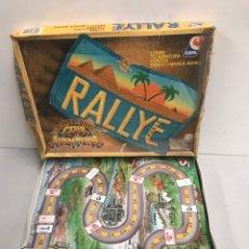 Juegos de mesa: RALLYE - CLUB DE LA AVENTURA. Lote 195302860