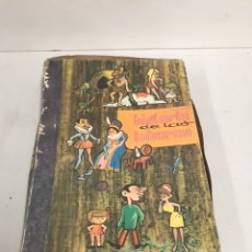 Juegos de mesa: LIBRO-JUGUETE HISTORIA DE LAS LABORES. Lote 195304097